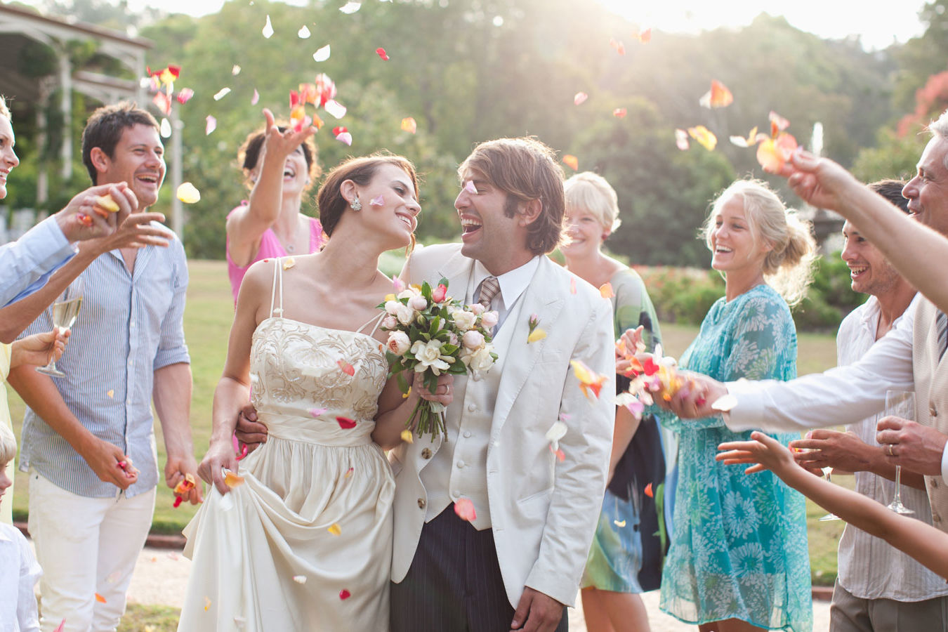 The Knot Just Revealed the Cost of Attending a Wedding