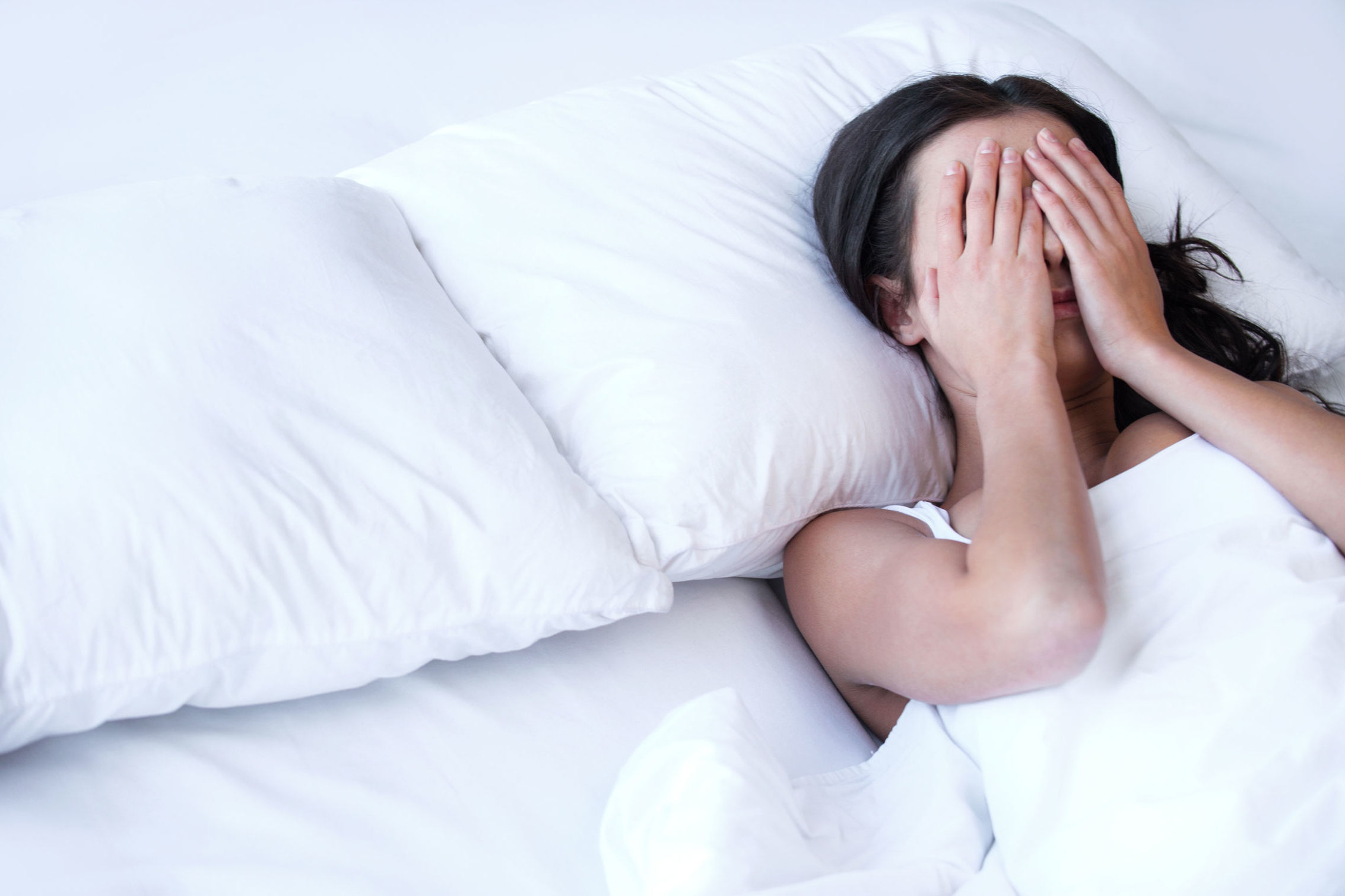 Why Does Your Body Twitch As You're Falling Asleep?