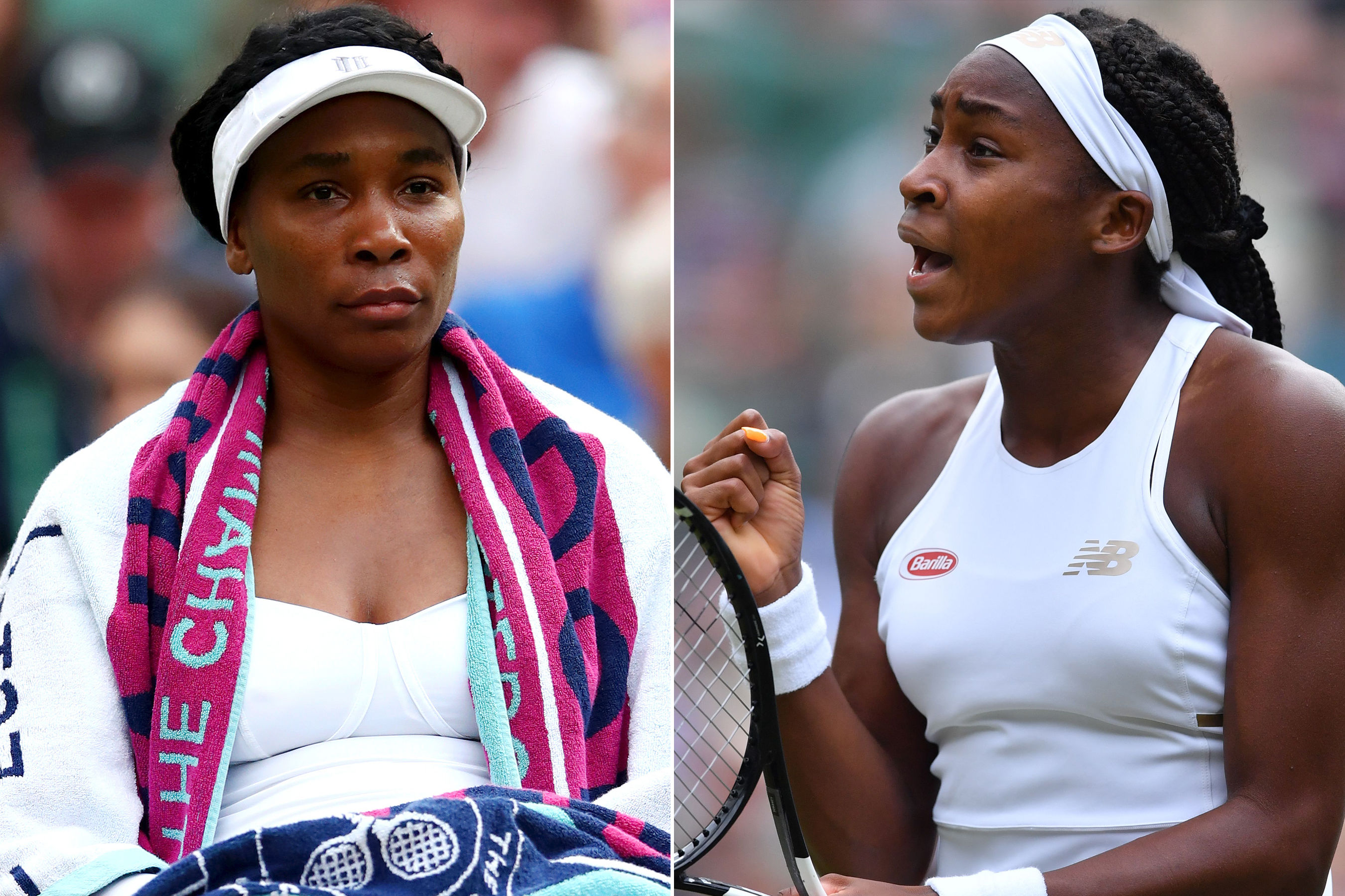 15-Year-Old Wimbledon Qualifier from Florida Defeats Venus Williams in Shocking Debut
