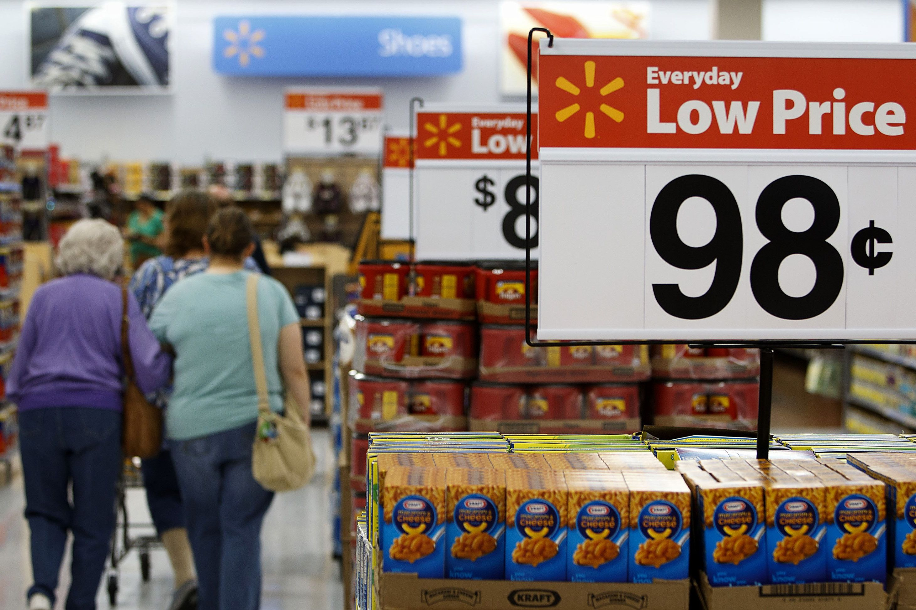 Even Cheaper Groceries Are Coming to Walmart and Target
