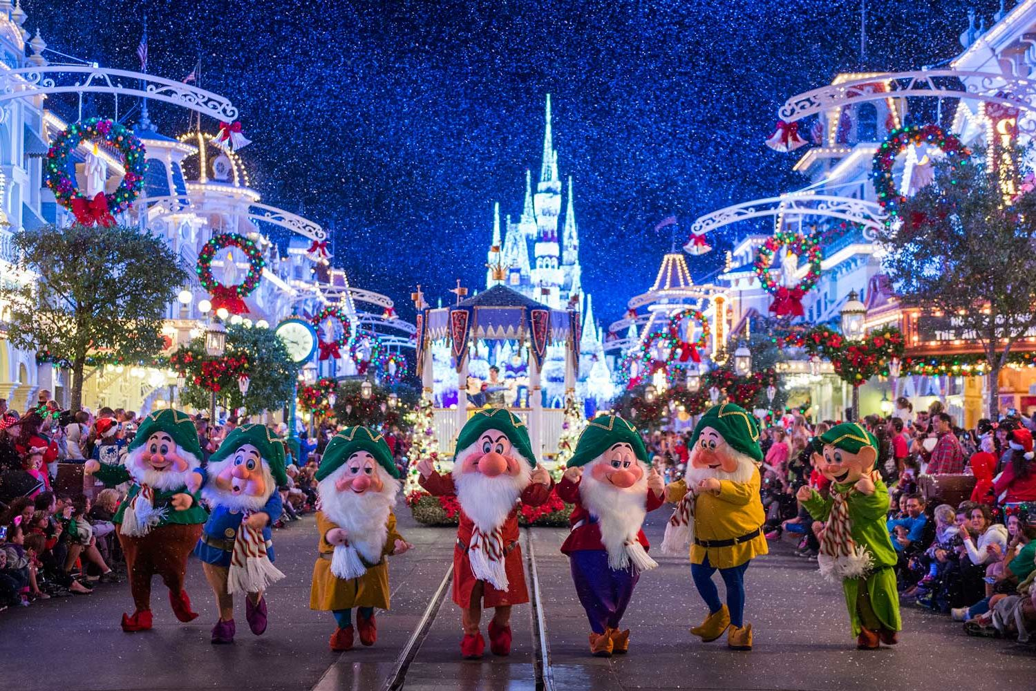 Christmas Has Come to Disney World, and We Already Can't Get Enough
