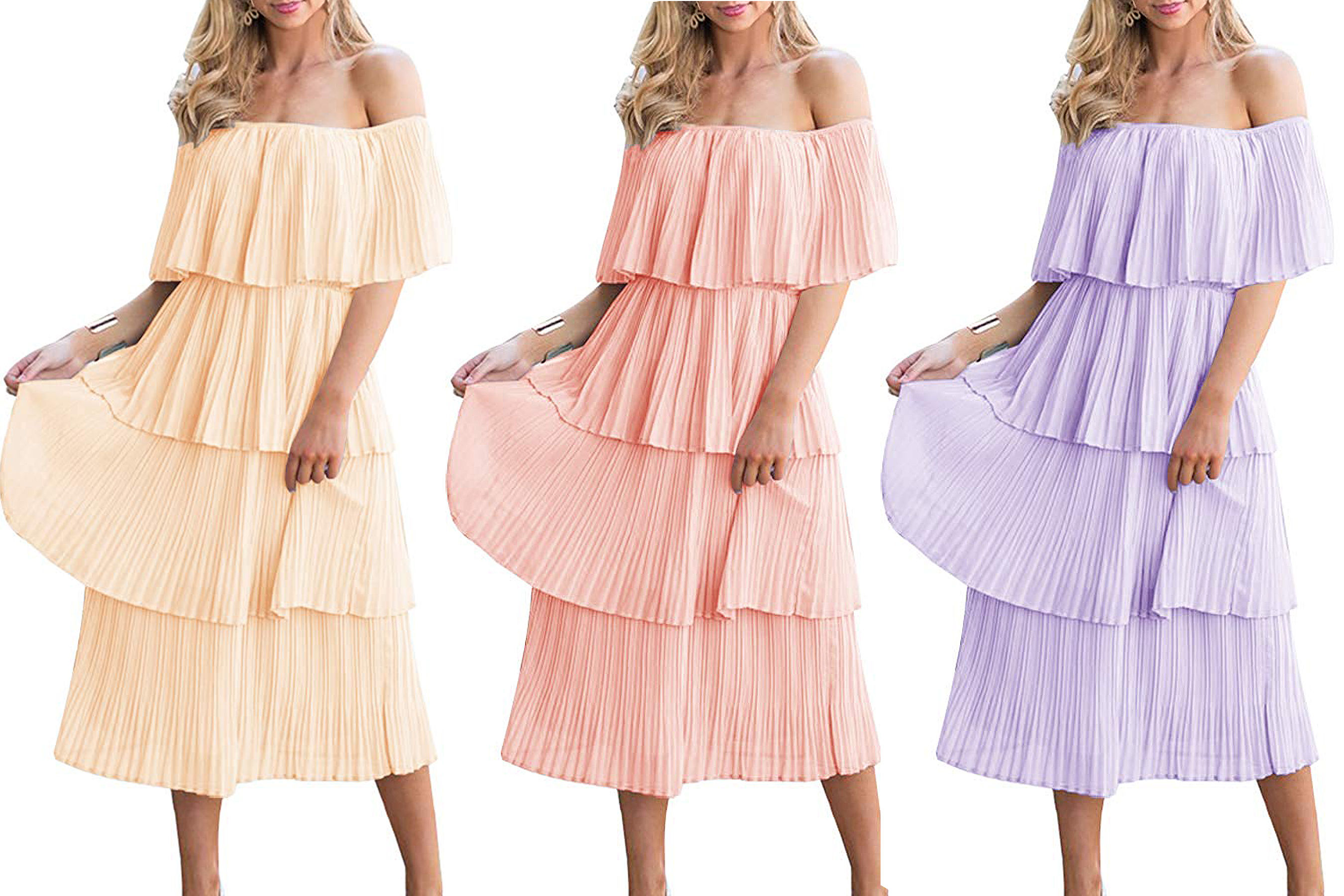 This Viral Dress Is the Wedding Guest Dress of the Summer — and It's Less Than $30 on Amazon