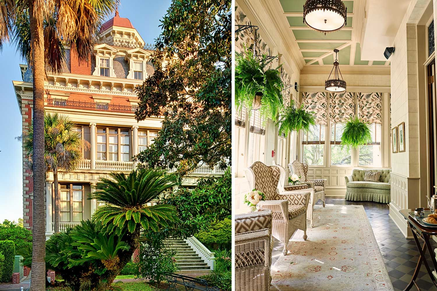 You Could Win a Three-night Stay at This Gorgeous Charleston Mansion