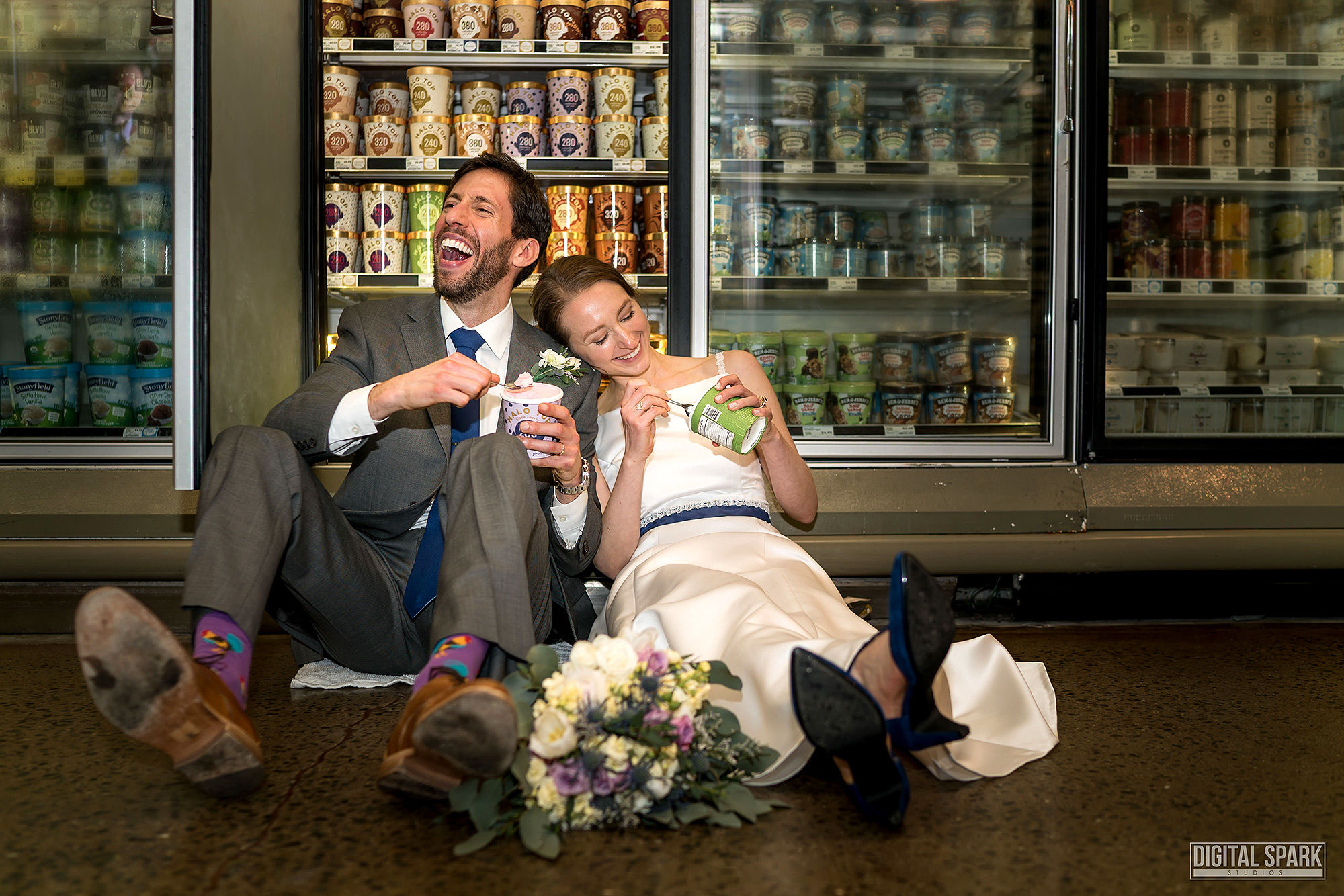This Couple Loves Whole Foods So Much, They Got Married There