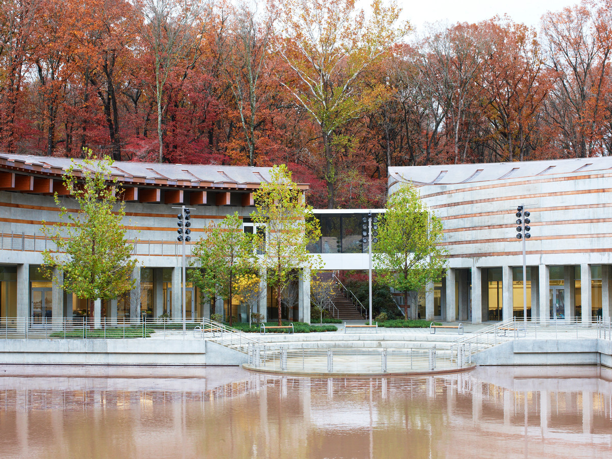 Crystal Bridges Museum of American Art (Bentonville, Arkansas)