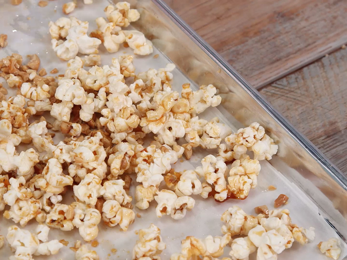Honey Jalapeño Popcorn Still Image