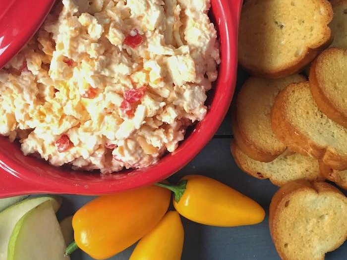 Holley Grainger Lightened Pimiento Cheese Image