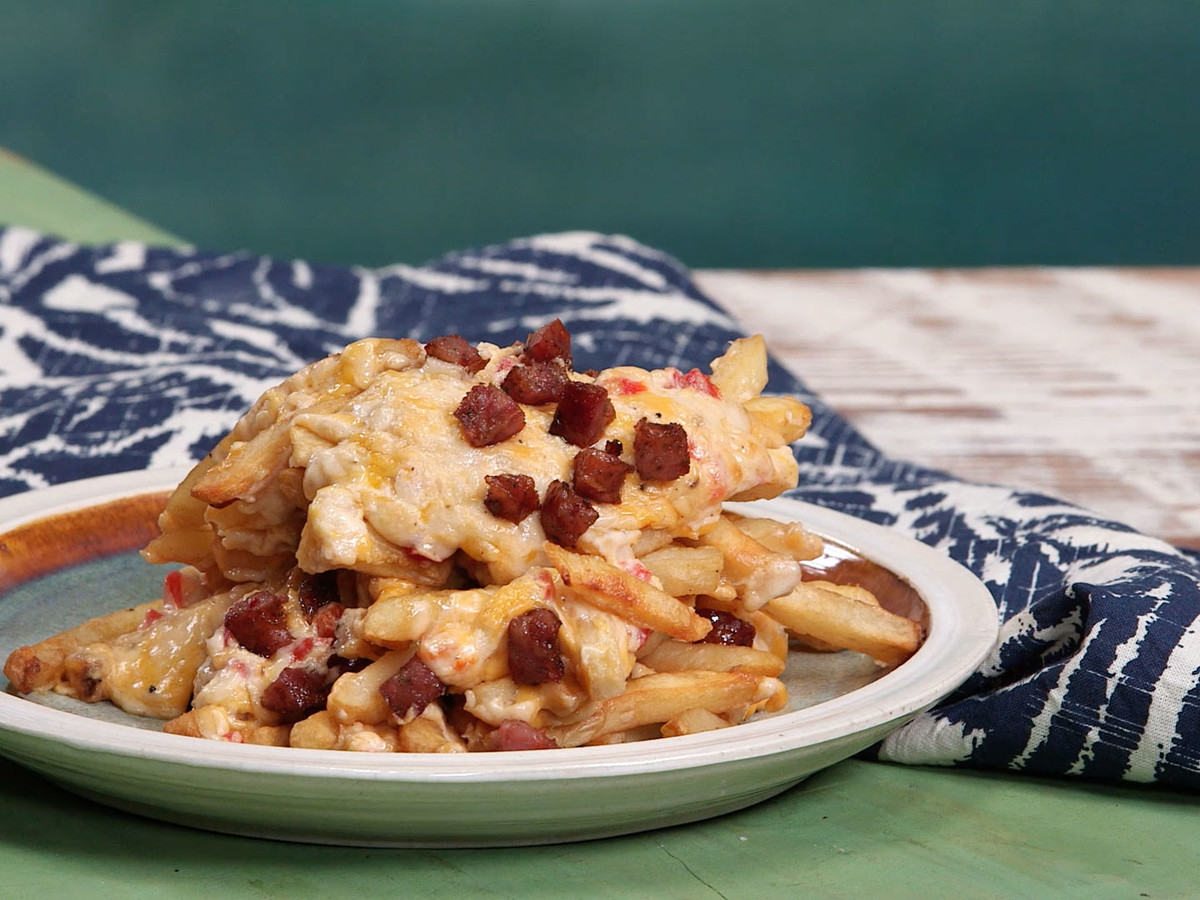 pimiento-cheese fries image