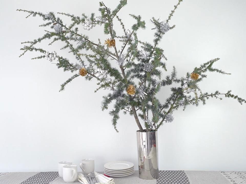 Real Simple Small Space Christmas Tree Ideas