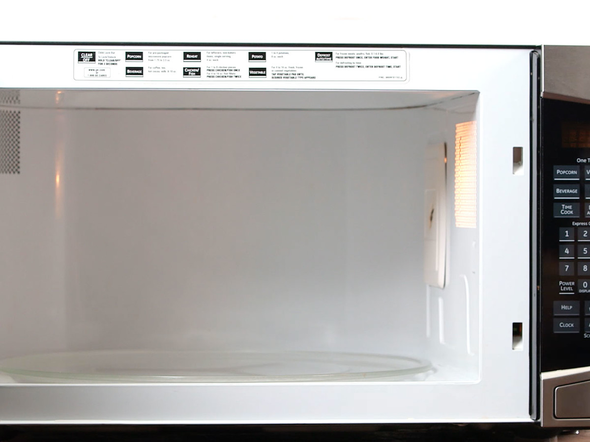 How To Clean A Microwave Still