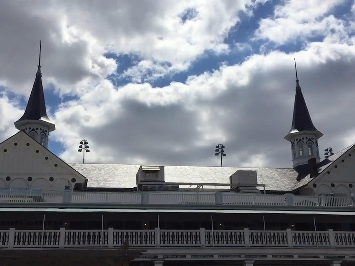 Seven Secrets Of Churchill Downs