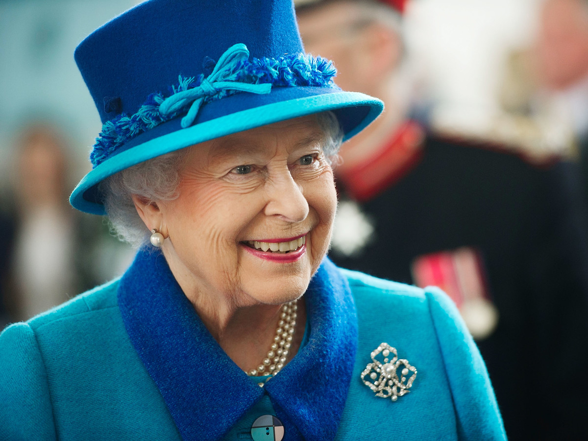 Queen Elizabeth Real Name
