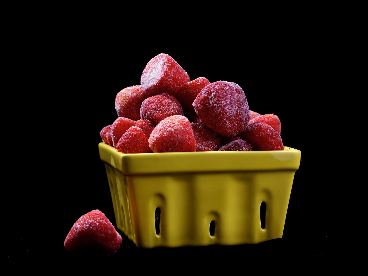 Here's Why You Should Embrace Frozen Produce