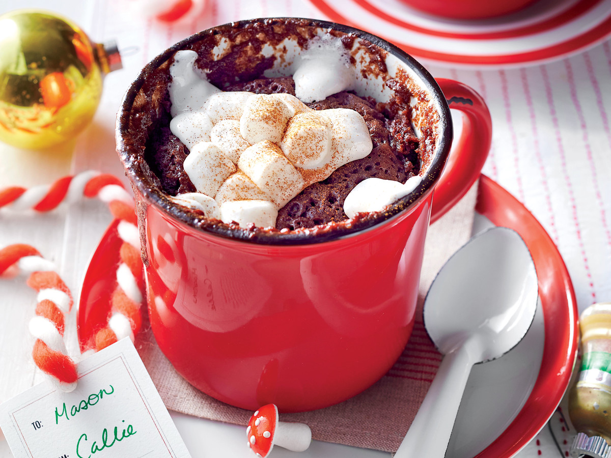 Mexican Hot Cocoa For The Holidays