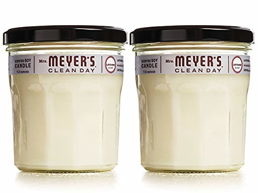 Mrs.Meyer's Lavender Scented Candle