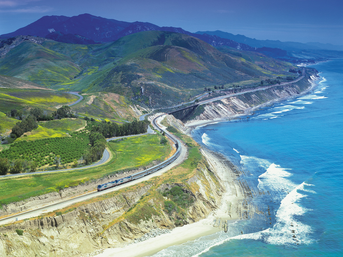 Love Scenic Train Rides? The Amtrak Across America Sale Is Amazing
