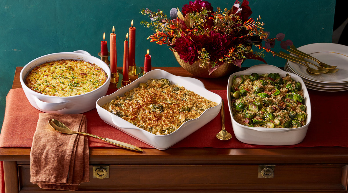 Thanksgiving Casseroles