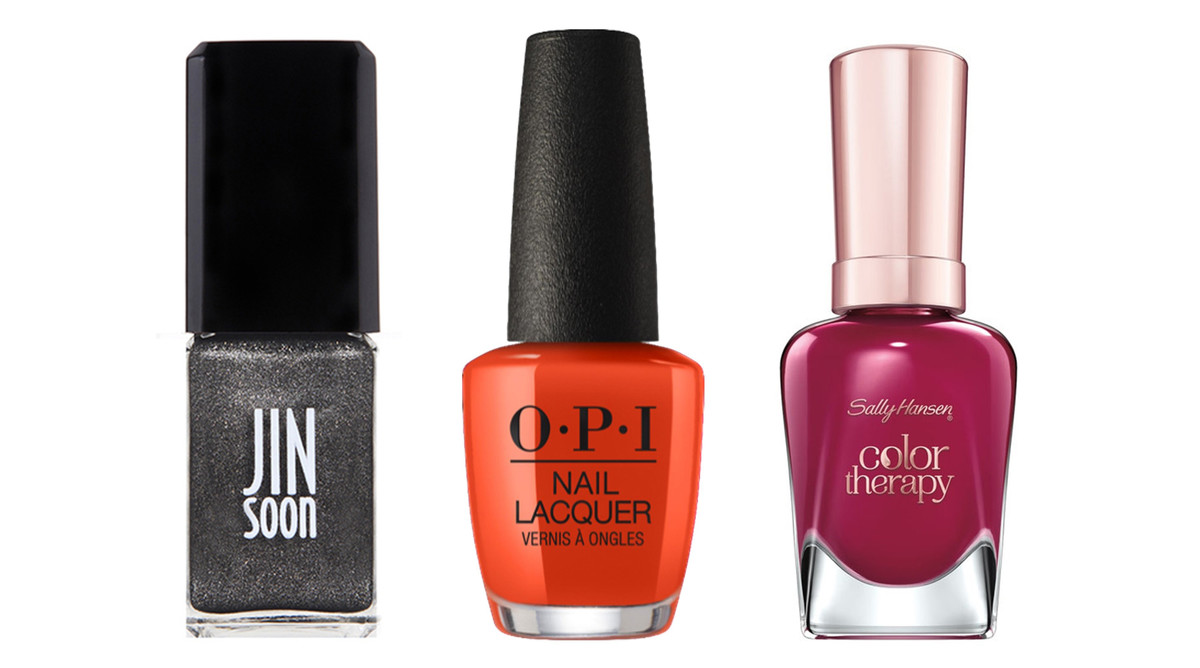 Transition Fall Nail Colors