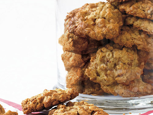 Best Cookies Recipes: Oatmeal-Toffee Cookies Recipes