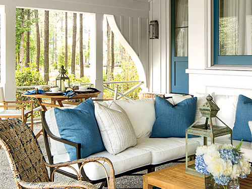 Palmetto Bluff What is Lowcountry Style
