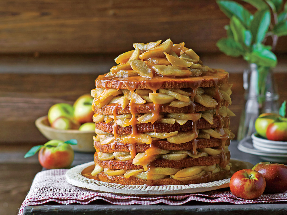 Apple Stack Cake
