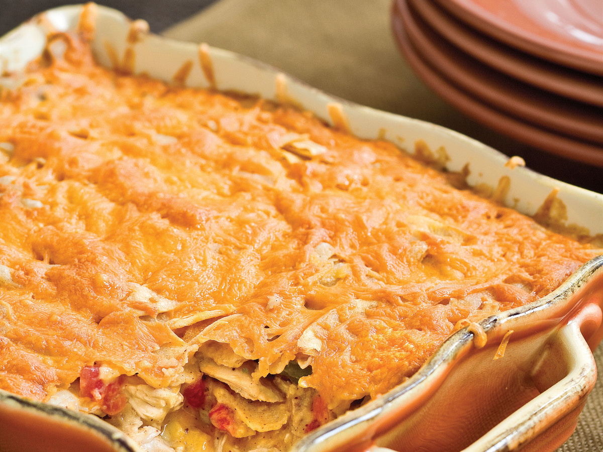King Ranch Chicken Casserole That's Too Good Not To Share