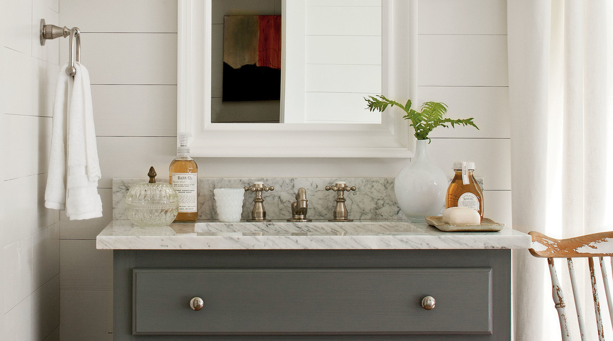 Choose a Freestanding Vanity