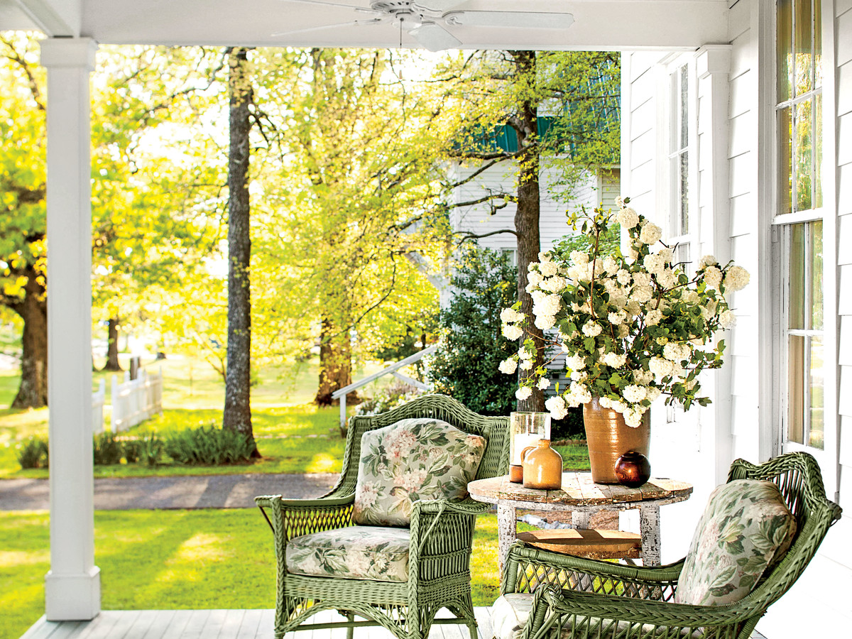 Beautiful Porch Designs + Ideas - Southern Living