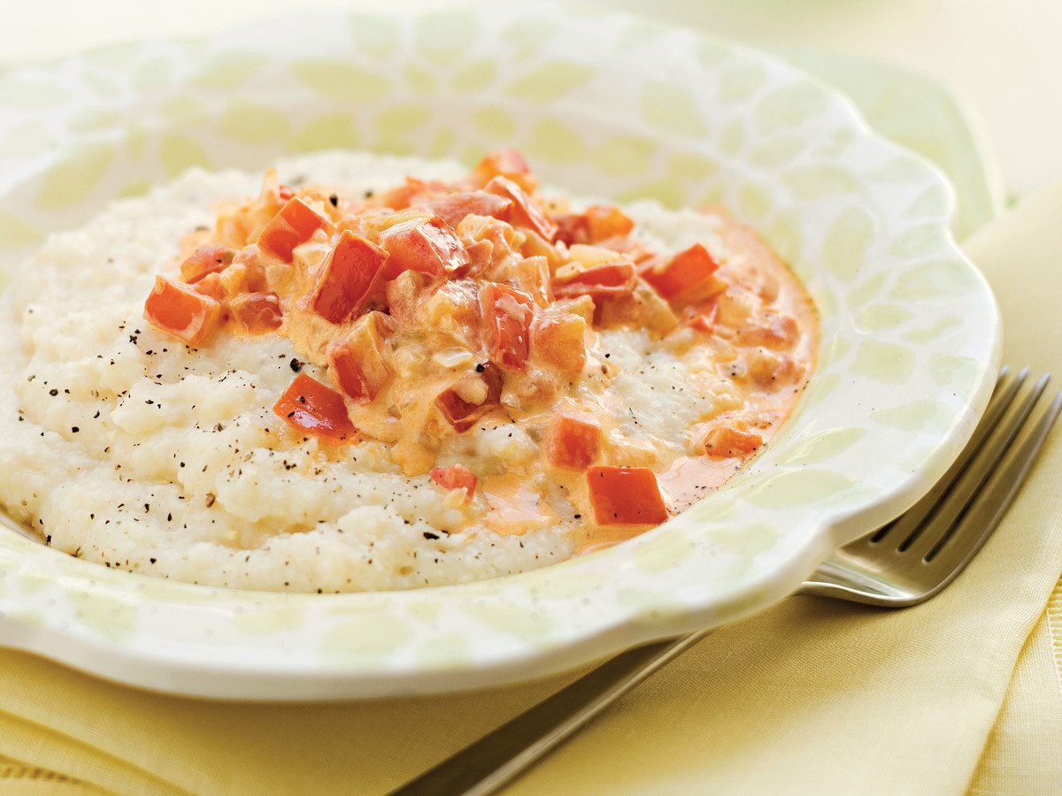 Hot Grits Recipes With Tomato Gravy