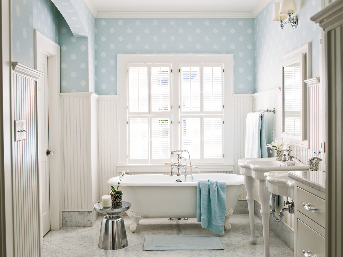 A Bathroom in Our Favorite Shade is the Key to Selling Your Home for ...