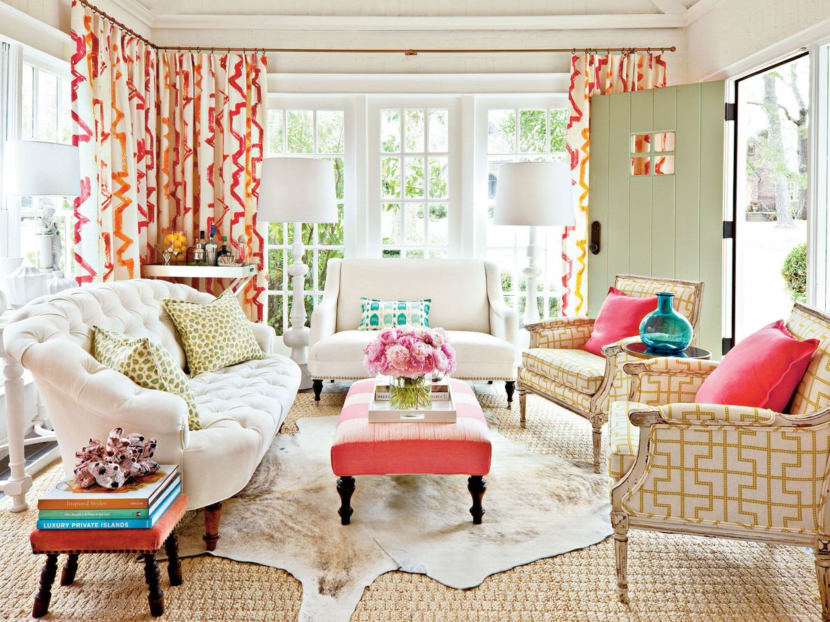 Southern home decor trends styles southern living for Southern home decor
