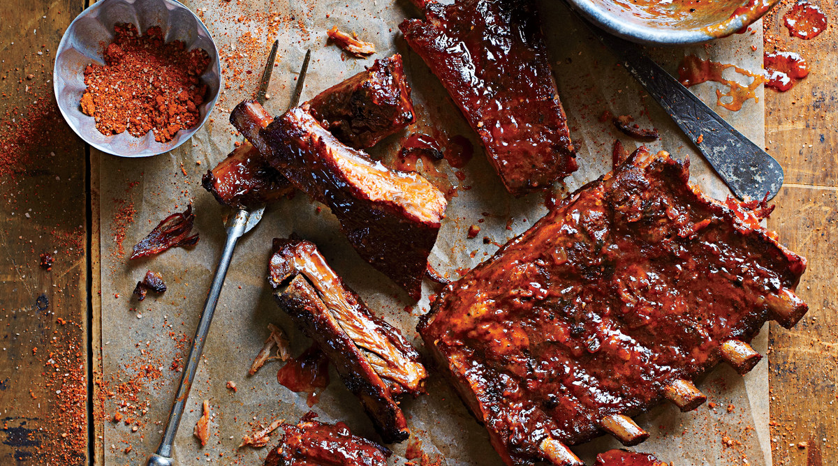 Sweet-and-Spicy Barbecue Sauce