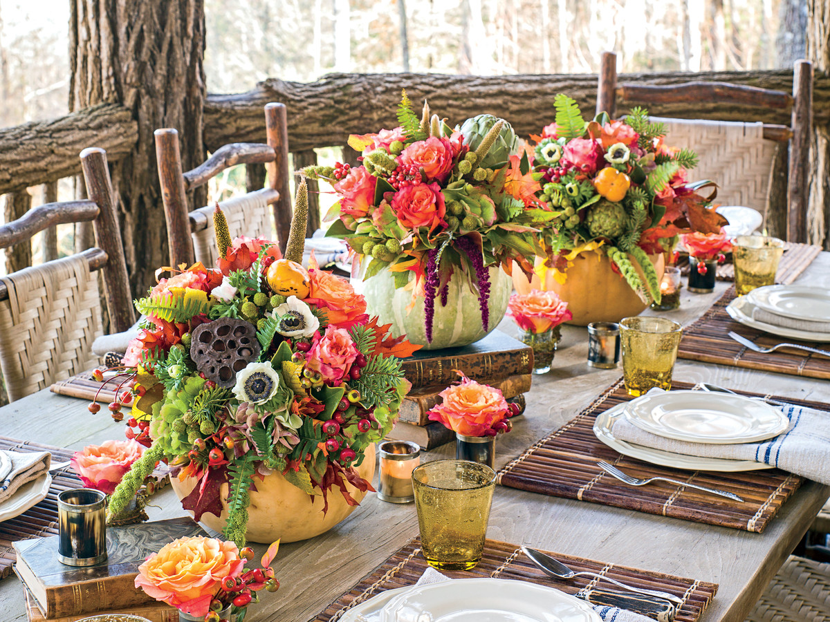 68 Fall Table Decor Ideas That Will Be the Hit of Your Party