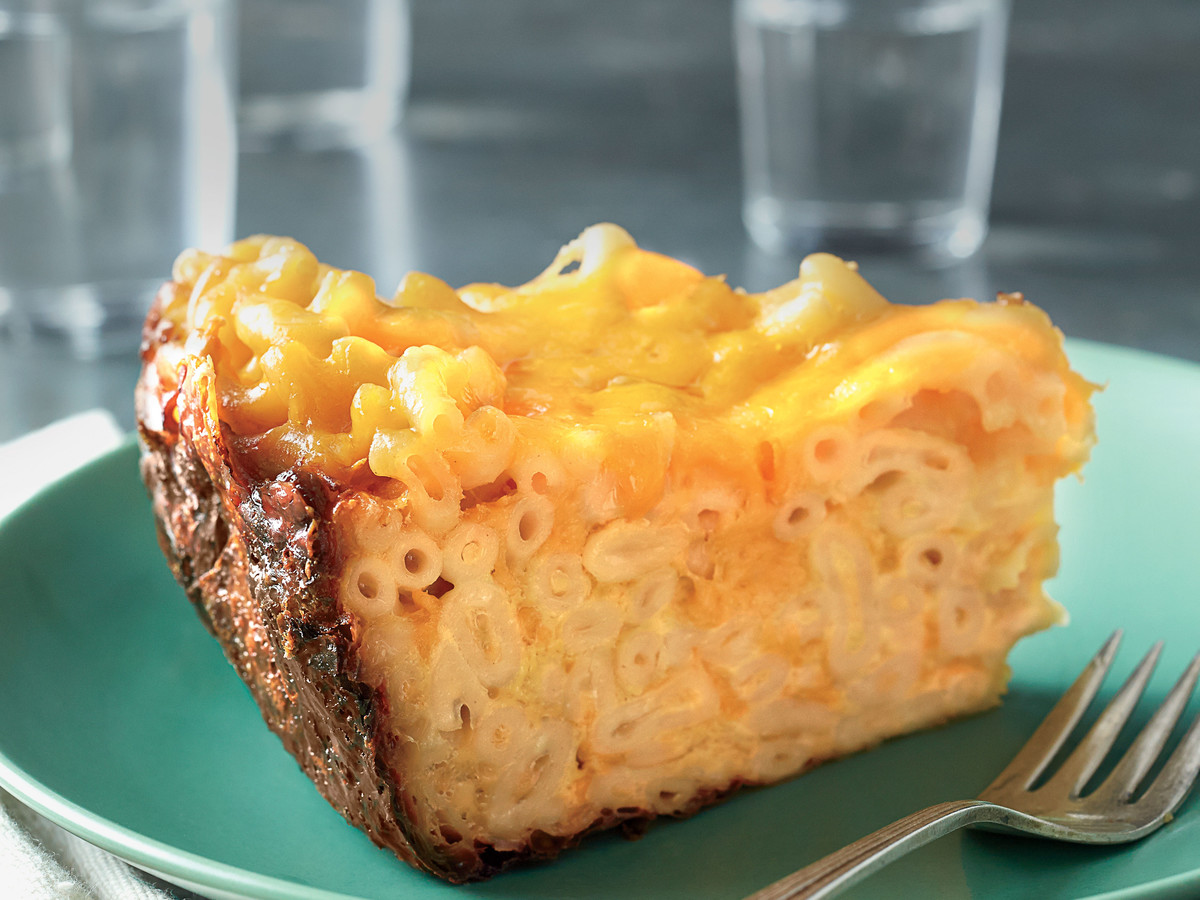 Uncle Jack's Mac-and-Cheese