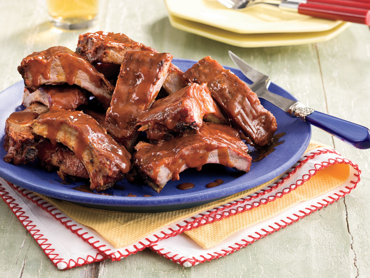 How To Grill Baby Back Ribs: Rib Recipes