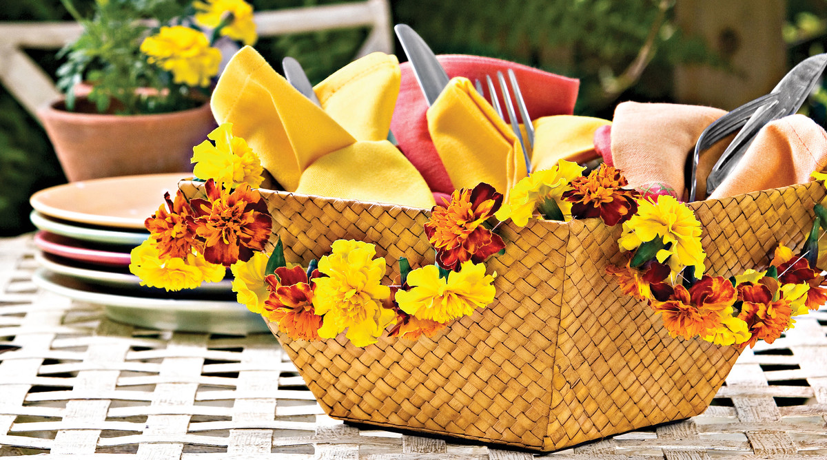3 Things You Didnt Know About Marigolds Southern Living