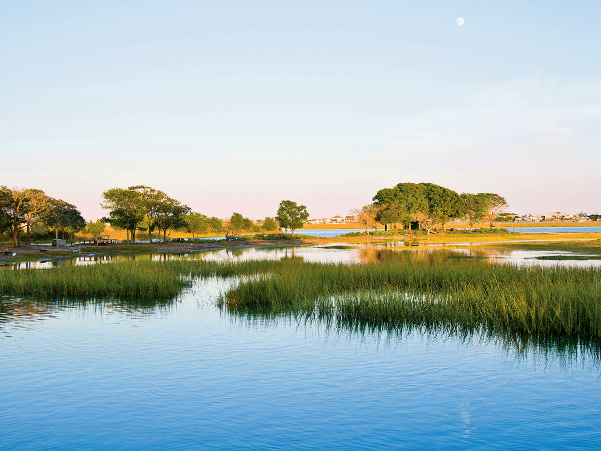 Marsh Walk at Murrells Inlet