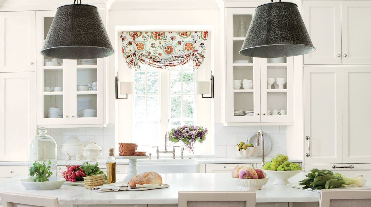 Kasler White Kitchen