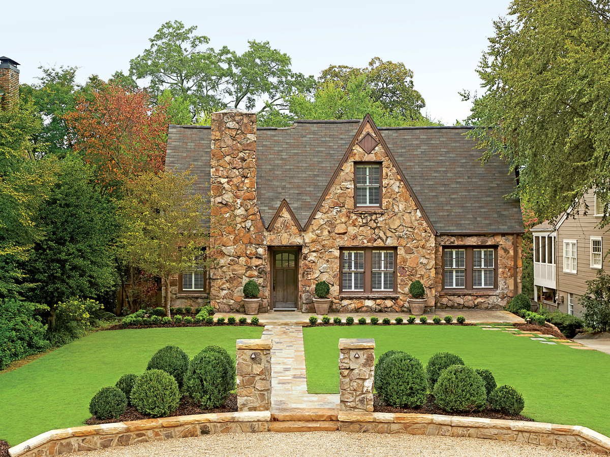 Exterior Makeovers Before and After - Southern Living
