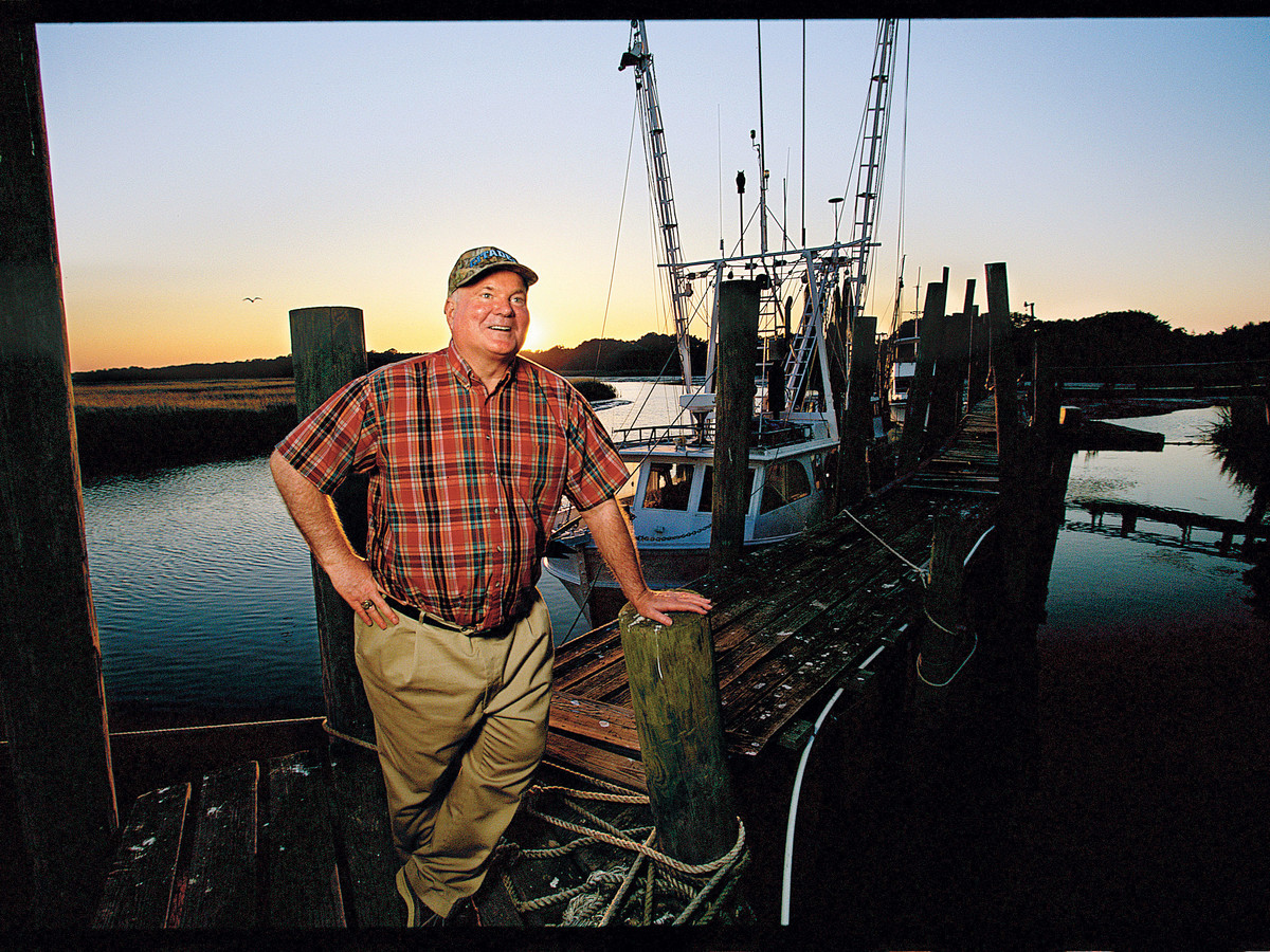Pat Conroy's Lowcountry