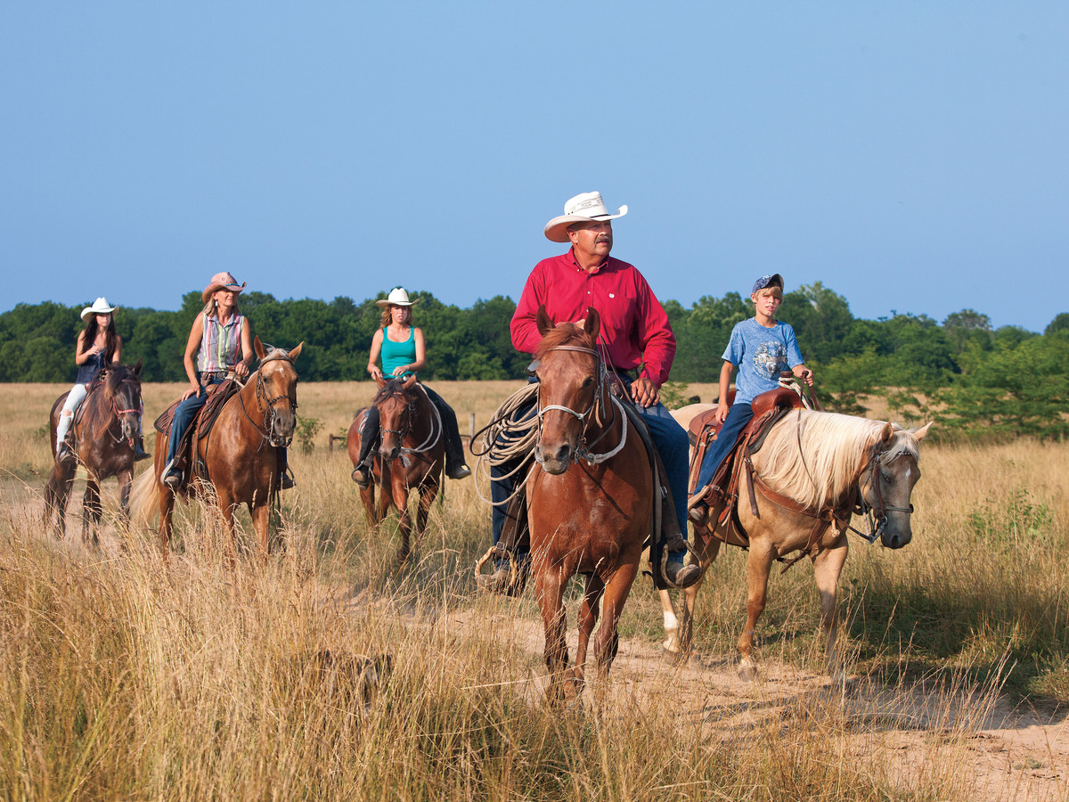 Bucks and Spurs Guest Ranch