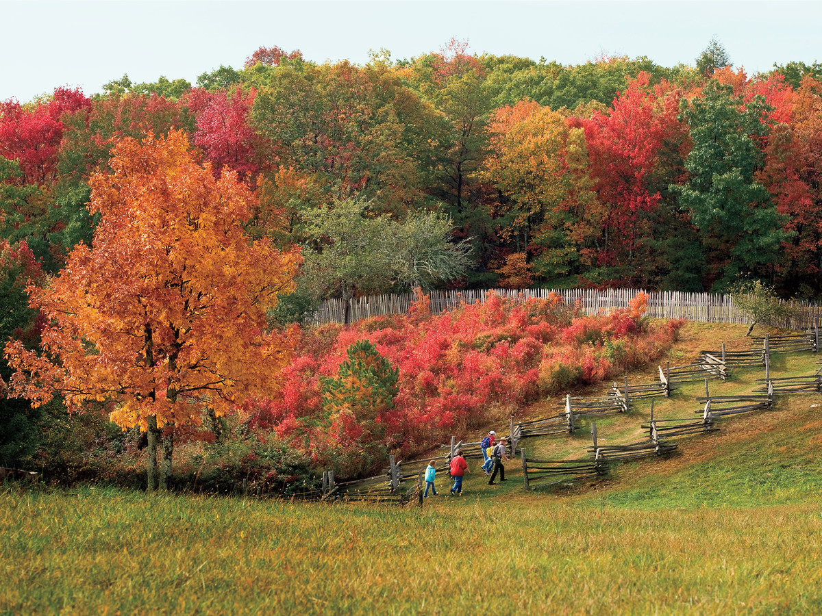 Three Favorite Trips for Fall - Southern Living