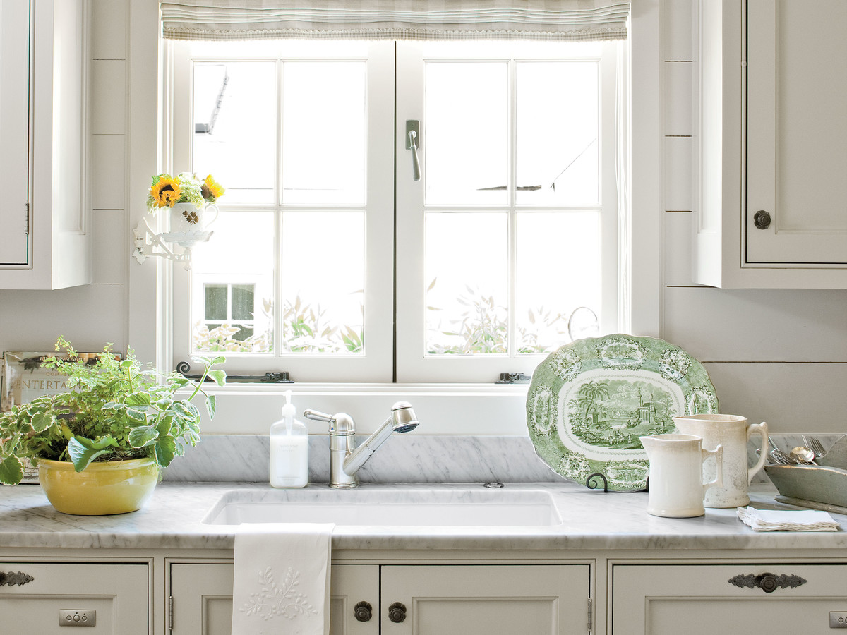 Our Best Cottage Kitchens Southern