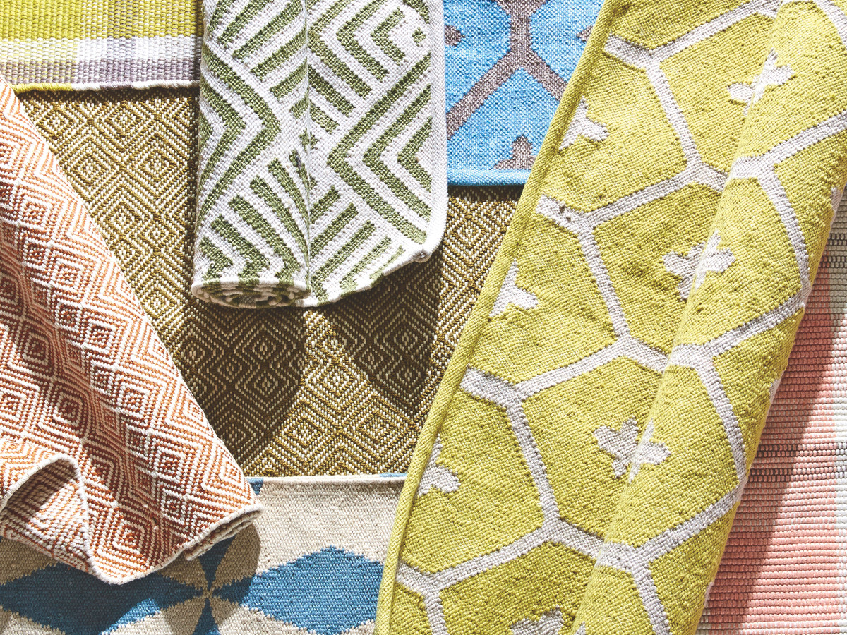 Bunny Williams' Woven Rugs
