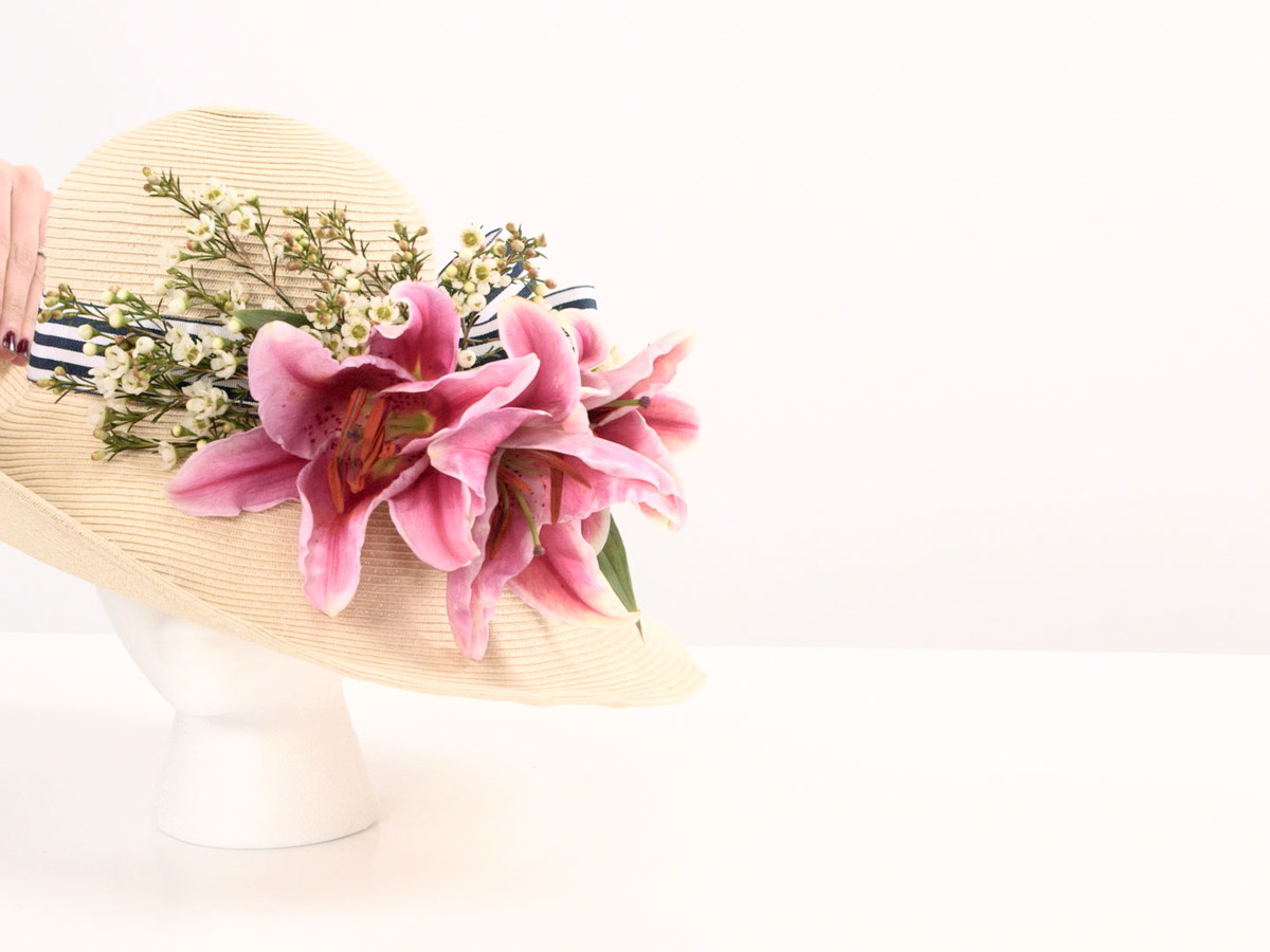 DIY Derby Hat Still Image