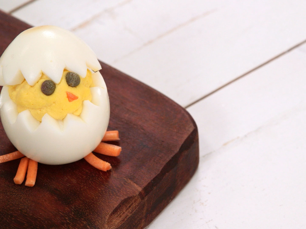 Deviled Egg Chicks Image