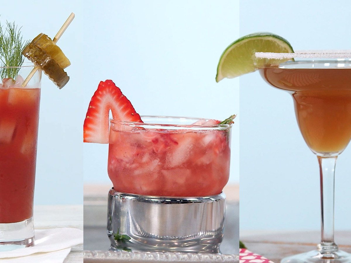 3 Refreshing Cocktails Image