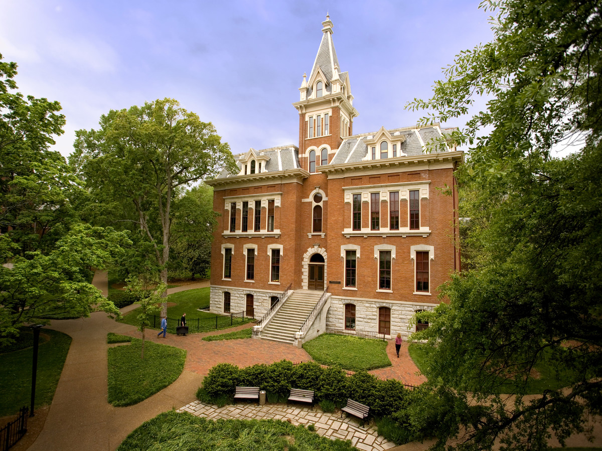 Benson Science Hall on the Campus of Vanderbilt University