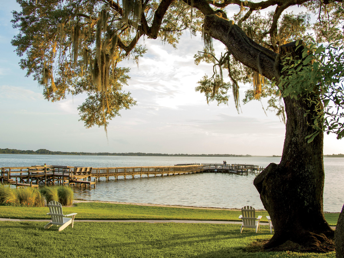 Mount Dora, FL Lake