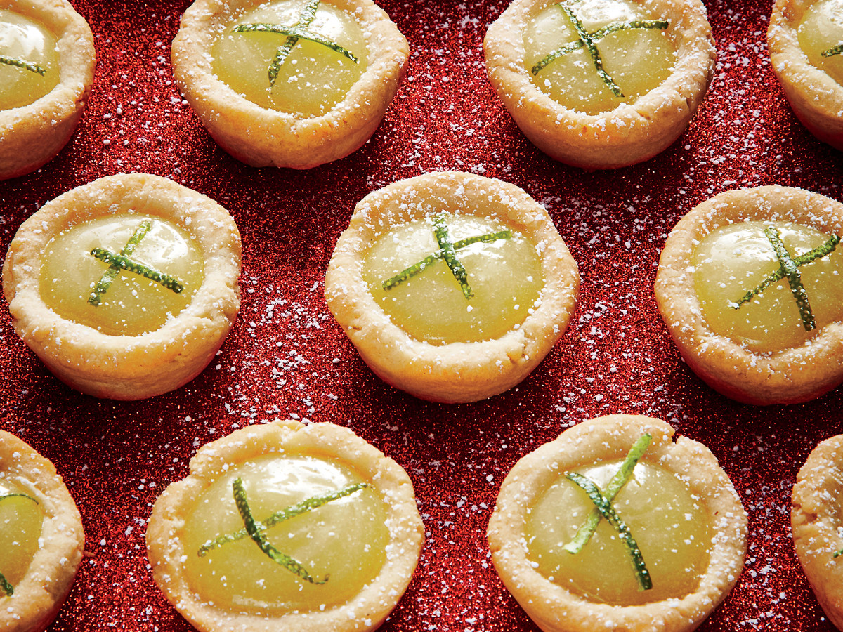 Key Lime Tassies